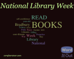 I had a serious problem: I was a semi-illiterate 12-year-old with zero self-confidence. Could the  public library become my salvation? National Library Week (April 13-19, 2014)