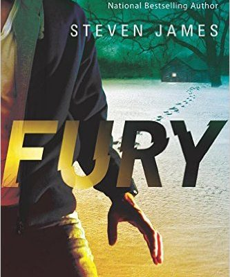 "Book review of ""Fury"", Steven James'  YA novel of suspense and the paranormal."