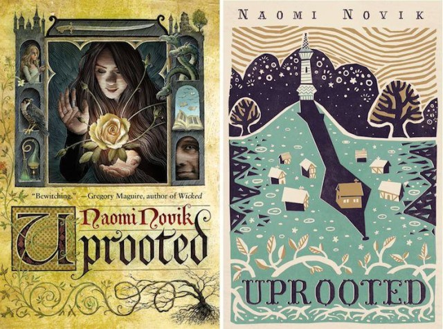 "Naomi Novik's ""Uprooted"": Friendship, Magic, Danger, and Adventure!"