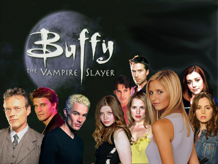 5 by 5: The Funniest and the Best Buffy Episodes corafoerstner.com