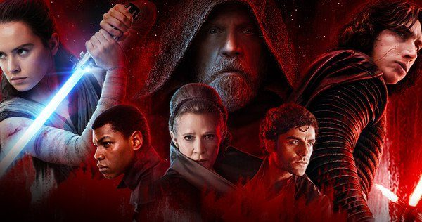poster image of Star Wars: The Last Jedi