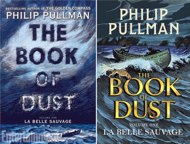 Image of book cover for Book of Dust by Philip Pullman